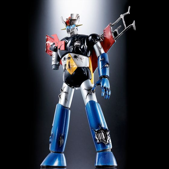 GX-70D Mazinger Z Damaged...