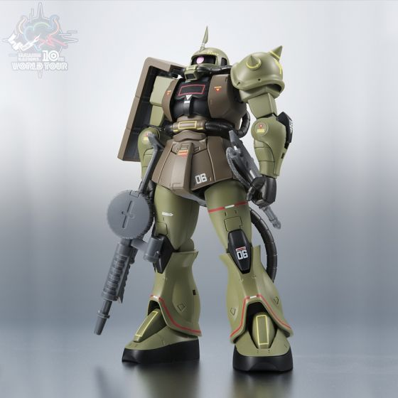 Gundam MS-06 ZAKU 2 SIDE MS Mass Production model ver. A.N.I.M.E. - The Robot Spirits