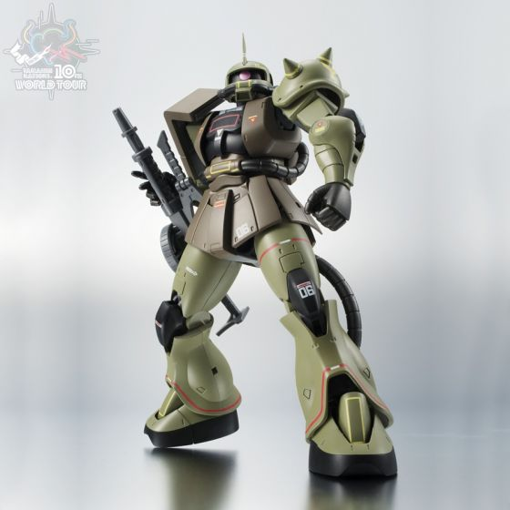 Gundam MS-06 ZAKU 2 SIDE MS...