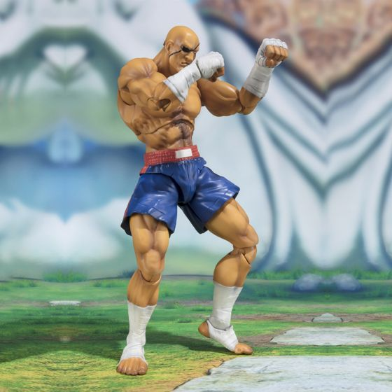 Street Fighter 5 - Sagat -...