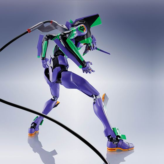 Evangelion - Multipurpose Humanoid Decisive Weapon Evangelion Test Type-01 - Dynaction