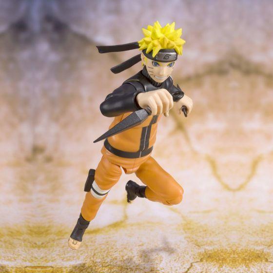 Naruto Uzumaki Best Selection - S.H.Figuarts