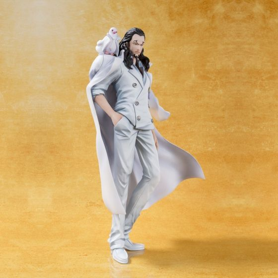 One Piece Gold Rob Lucci -...