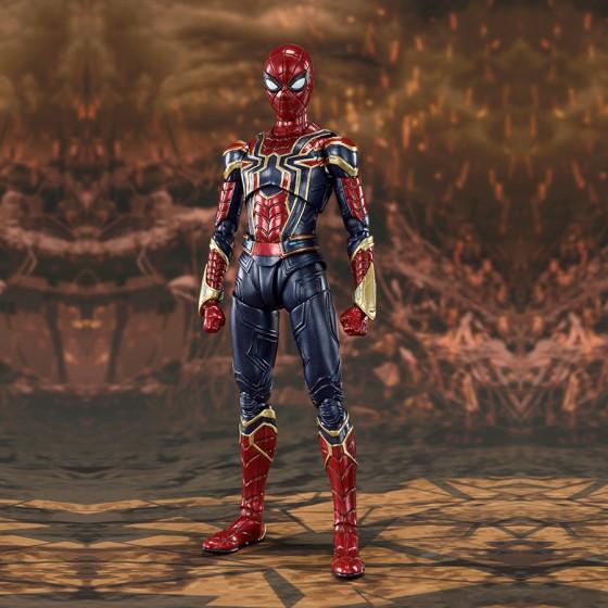 Avengers Endgame Iron Spider - S.H.Figuarts