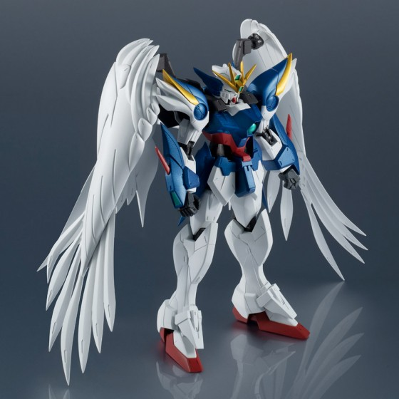 Gundam - GU-07 Gundam Wing Zero - Gundam Universe