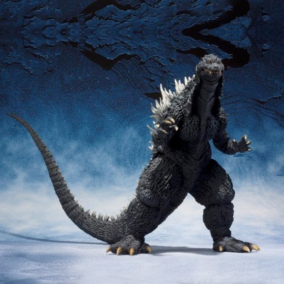 Godzilla 2002 Reprint - S.H.MonsterArts