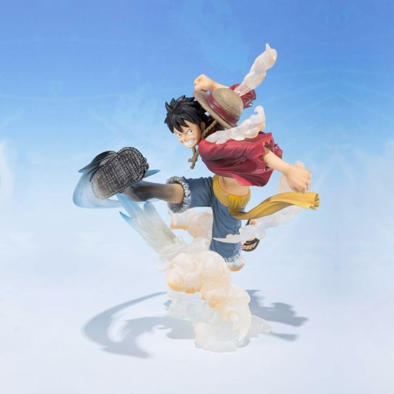 One Piece Luffy Gum Gum - Figuarts Zero