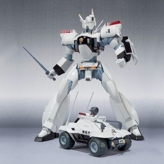 Patlabor - AV-98 Ingram 1st - The Robot Spirits