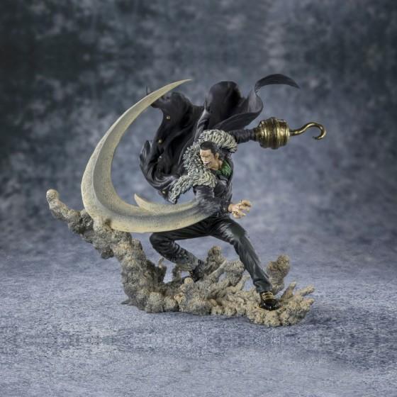One Piece Sir Crocodile Marineford - Figuarts Zero