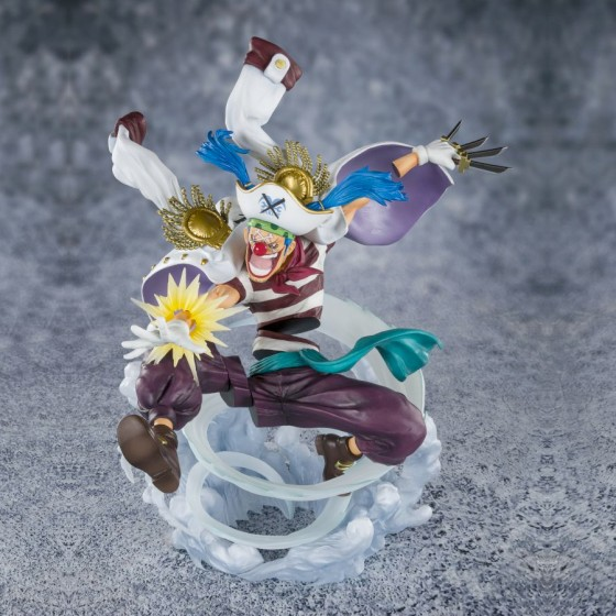 One Piece Baggy le Clown Marineford - Figuarts Zero