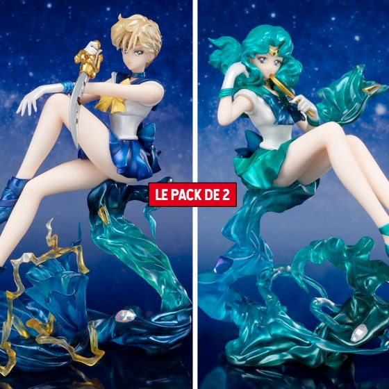 Pack X 2 Figurines Sailor...