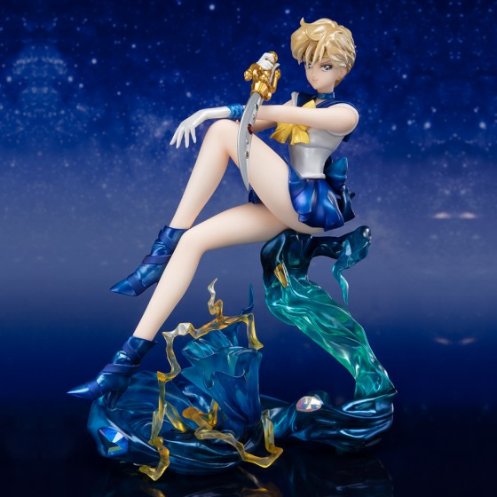 Pack X 2 Figurines Sailor Moon - Figuarts Zero Chouette