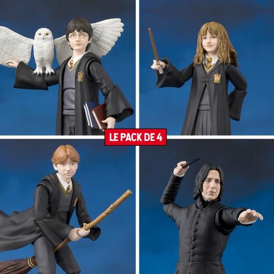 Pack X 4 figurines Harry...