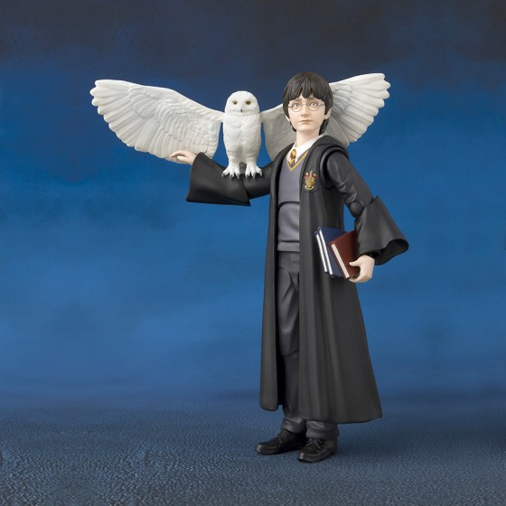 Pack X 4 figurines Harry Ptter - S.H.Figuarts