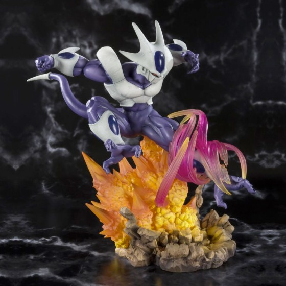 Pack X 2 Figurines Dragon Ball Z - Figuarts Zero