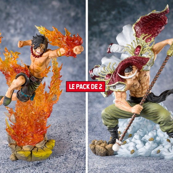 Pack X 2 Figurines One...