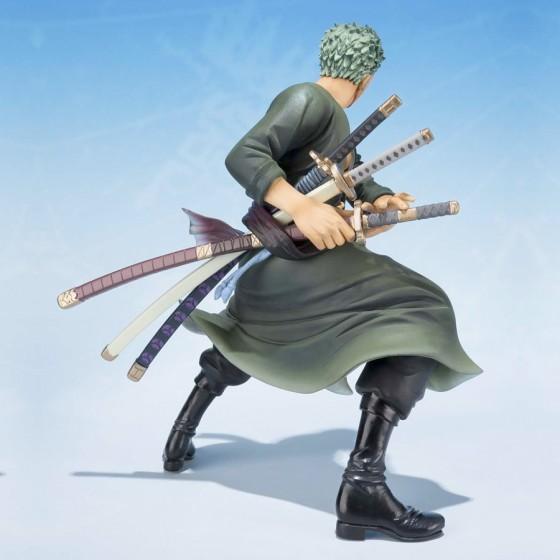 Boîte abîmée : Roronoa Zoro 5th Anniversary Edition - Figuarts Zero