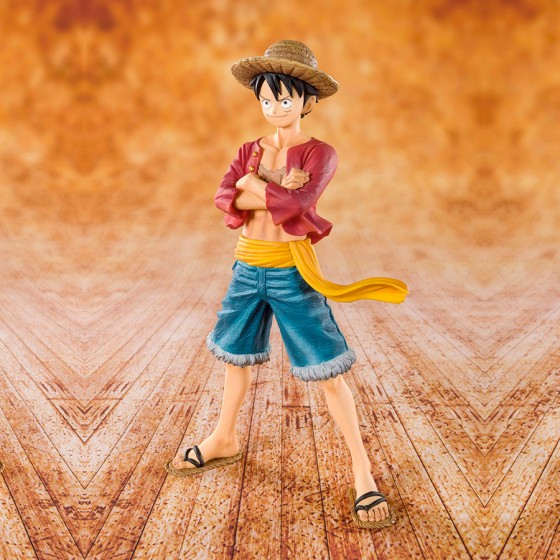 Pack X 11 Figurines One Piece - Figuarts Zero