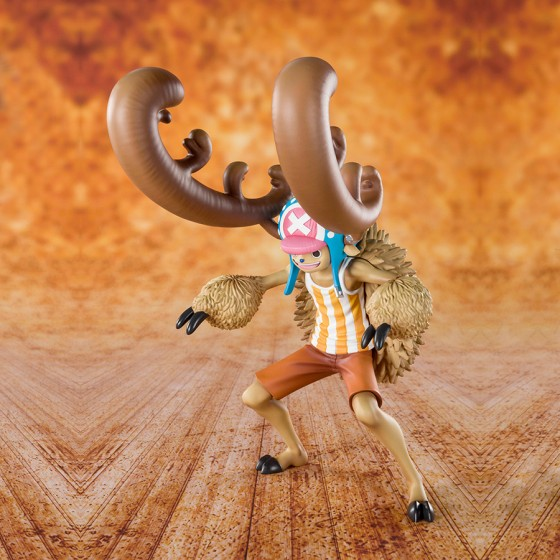 Pack X 11 Figurines One Piece - Figuarts Zero