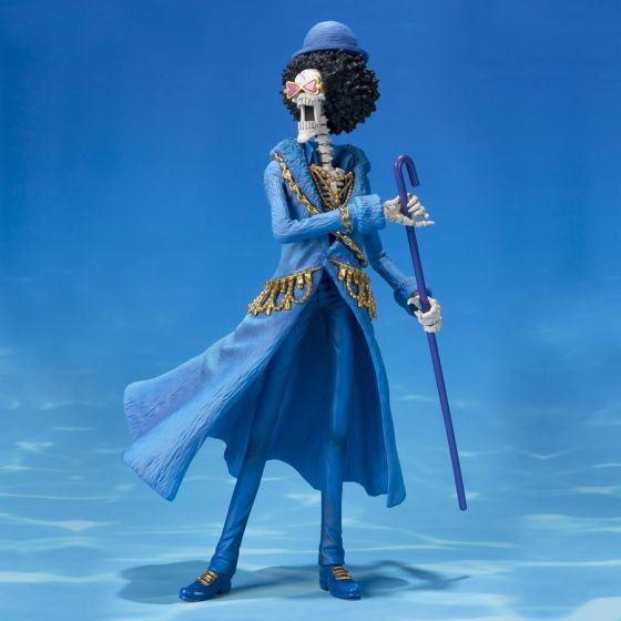 One Piece Brook 20th Anniversary Diorama - Figuarts Zero