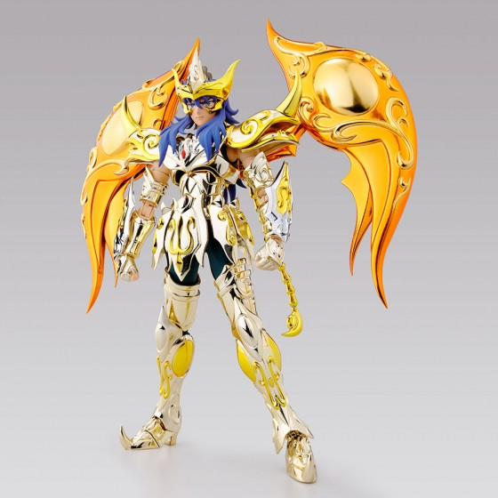 Saint Seiya Milo du Scorpion Soul of Gold - Myth Cloth EX