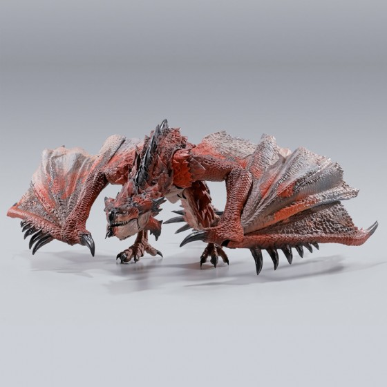 Monster Hunter Rathalos - S.H.MonsterArts