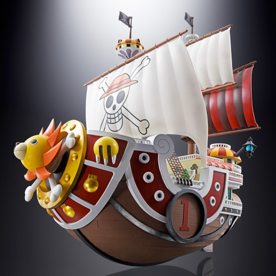 One Piece Thousand Sunny -...