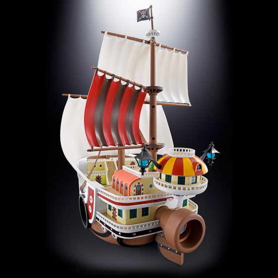 One Piece Thousand Sunny - Chogokin