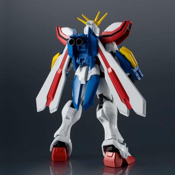 Gundam - GU-11 Gundam God Gundam GF13-017NJ II - Gundam Universe