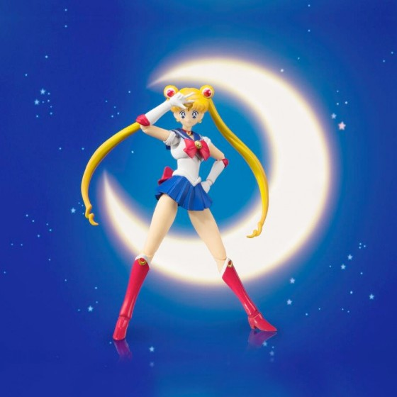 Sailor Moon Anime Color...