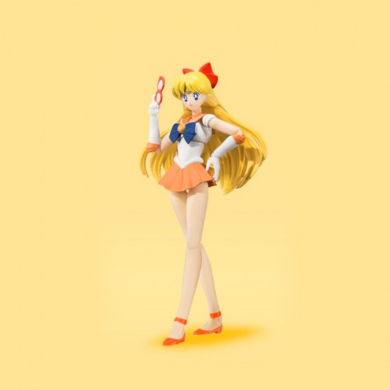 Sailor Moon - Sailor Venus Anime Color Edition - S.H.Figuarts
