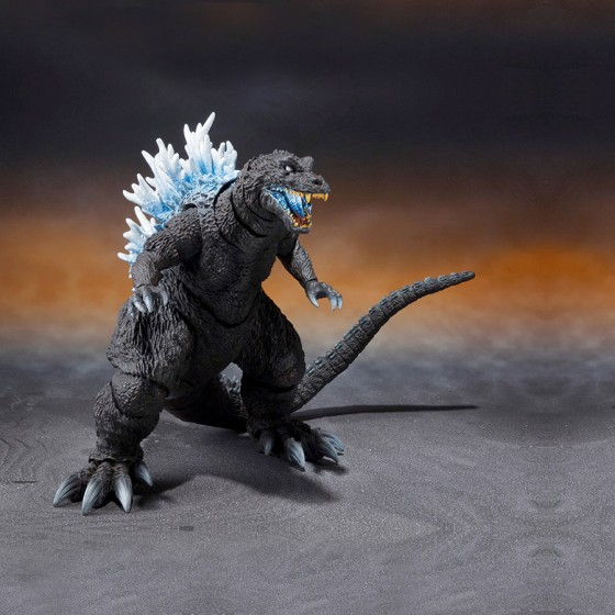 Godzilla 2001 Heat Ray - S.H.MonsterArts