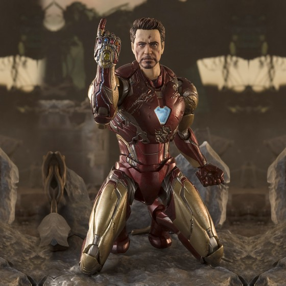 Avengers Endgame Iron Man...