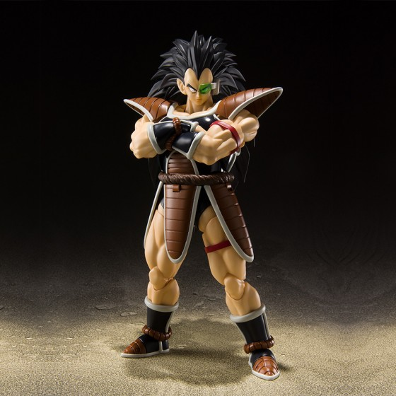Dragon Ball Z Raditz - S.H.Figuarts