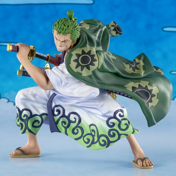 One Piece Roronoa Zoro...