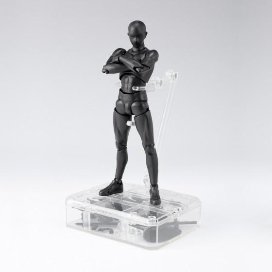 Body-Kun DX Set 2 Black Color - S.H.Figuarts