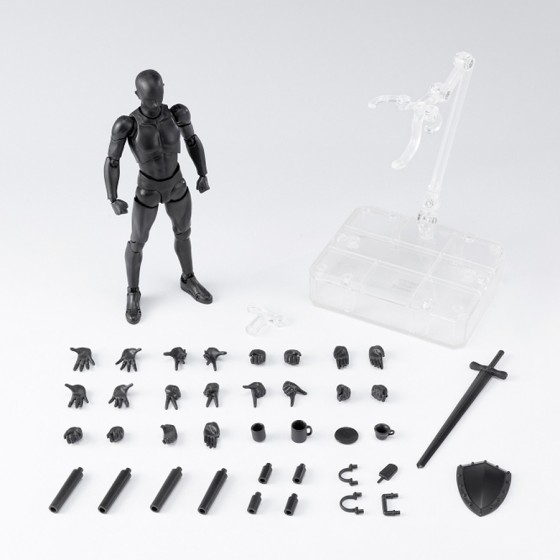 Body-Kun DX Set 2 Black...