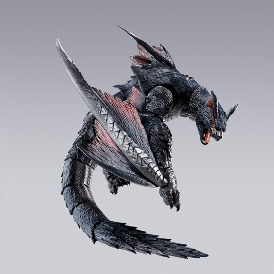 Monster Hunter Nargacuga - S.H.MonsterArts
