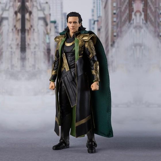 Avengers Endgame - Loki - S.H.Figuarts