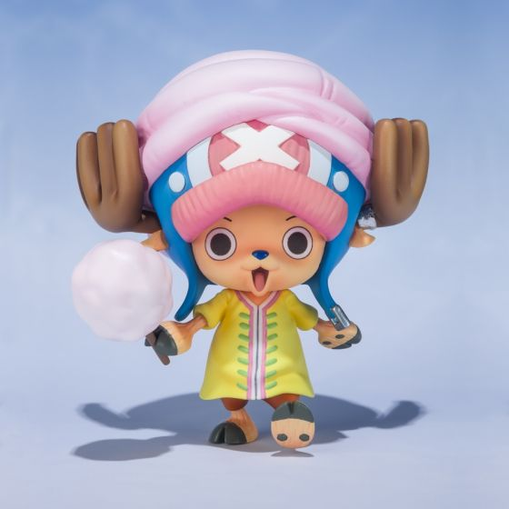 One Piece Tony Chopper Whole Cake Island - Figuarts Zero
