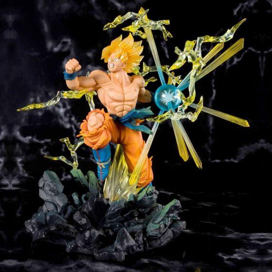 Dragon Ball Z Super Saiyan...