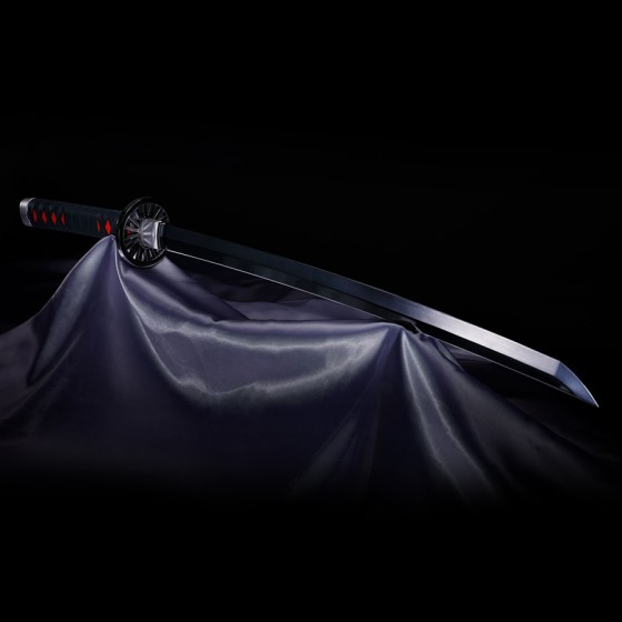 Demon Slayer Nichirin Sword (Tanjiro Kamado) - Proplica