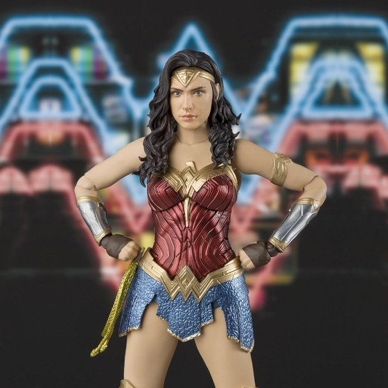 Wonder Woman 1984 - S.H.Figuarts