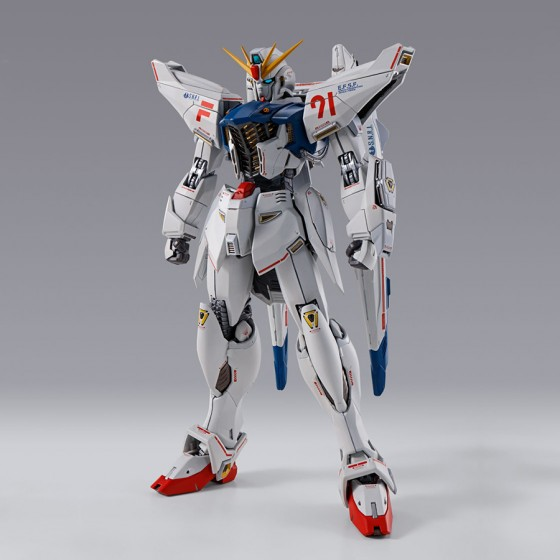 Gundam Formula 91 Chronicle White Ver. - Metal Build