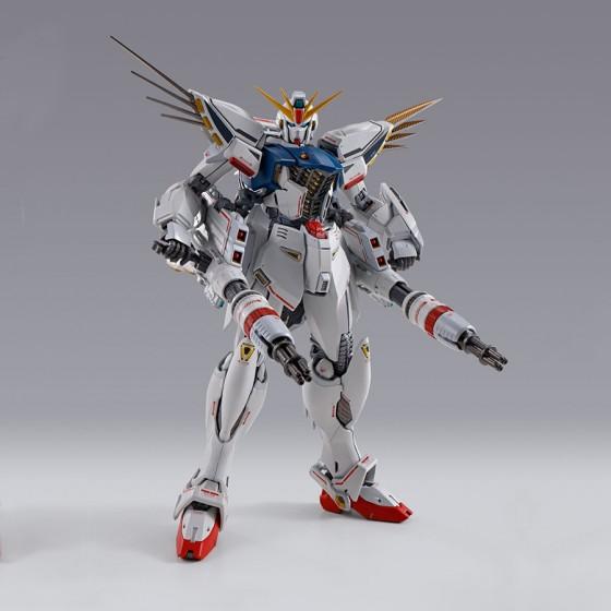 Gundam F91 Chronicle White - Metal Build