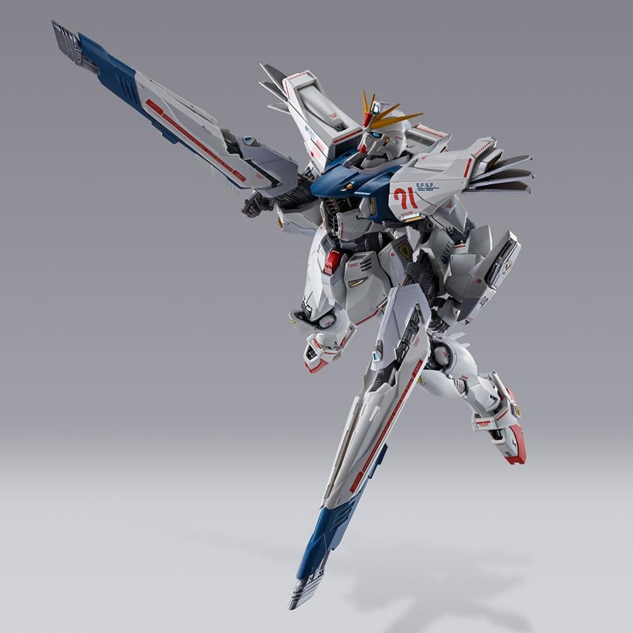 Gundam Formula 91 Chronicle White Ver. - Metal Build