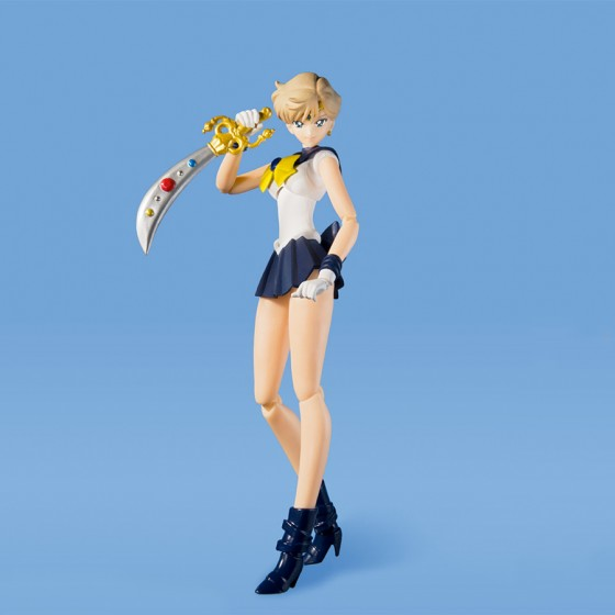 Sailor Moon - Sailor Uranus Animation Color Edition - S.H.Figuarts