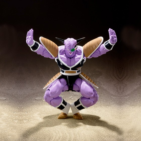 Pack 2 Figurines Dragon Ball : Ginyu + Super Saiyan Scouter
