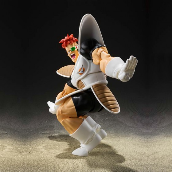 Pack 2 Figurines Dragon Ball : Recoome + Super Saiyan Scouter