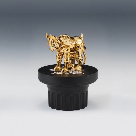 Saint Seiya - Taureau Gold Cloth Object World Tour Ver. - Myth Appendix